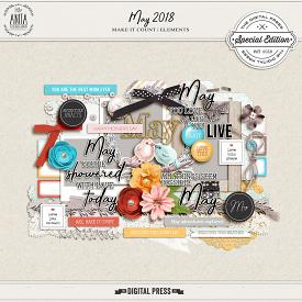 Make it Count: May 2018 | Elements