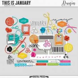This is January | Elements