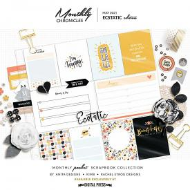 Monthly Chronicles | Ecstatic