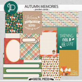Autumn Memories | Cards