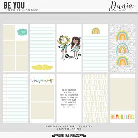 Be You | Traveler's Notebook