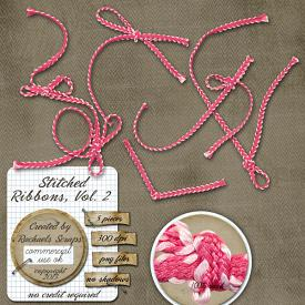 Stitched Ribbons, Volume 2