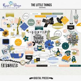The Little Things | Elements