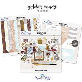 Golden Pears | Collection