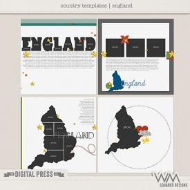 Country Templates | England