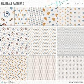 Fruitfall Layered Patterns (CU)