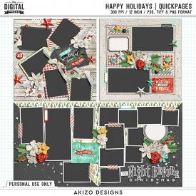 Happy Holidays | Quickpages