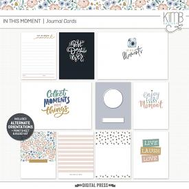In this Moment | Journal Cards