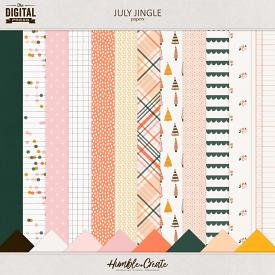 July Jingle | Papers