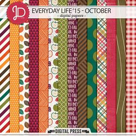 Everyday Life '15 - October | Papers