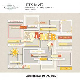 Hot Summer - Elements