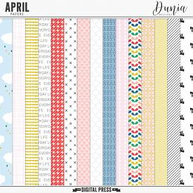 April | Papers