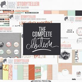 Storyteller | complete collection