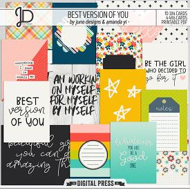 Best Version Of You | Pocket Cards