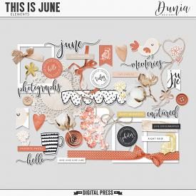 This is June | Elements