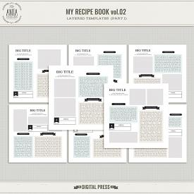 My recipe book vol.02 | part 01