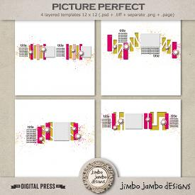 Picture perfect | Templates