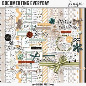 Documenting Everyday | December - Kit