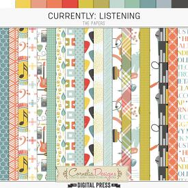CURRENTLY: LISTENING | PAPERS