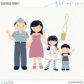 Airforce Family (CU)
