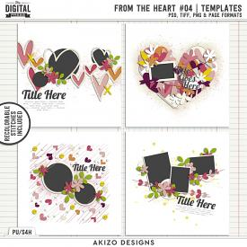 From The Heart 04 | Templates