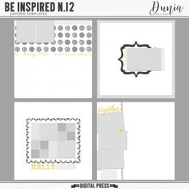 Be Inspired N.12 | Layered Templates