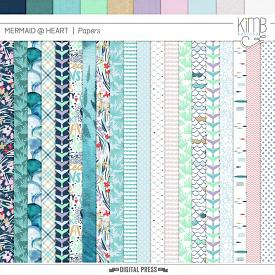 Mermaid @ Heart | The Papers
