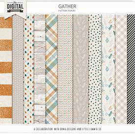 Gather | Pattern Papers