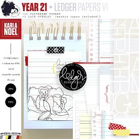 Year 21 | Ledger Papers 1