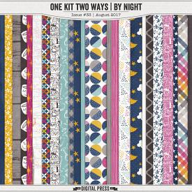 One Kit Two Ways | By Night Paper