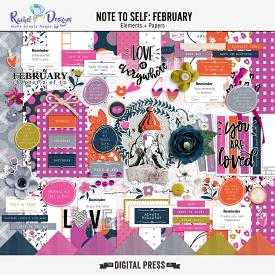 Note To Self February | Kit