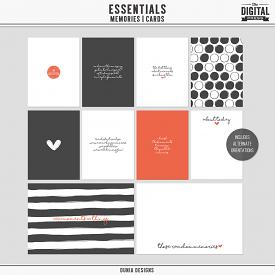 Essentials | Memories - Cards