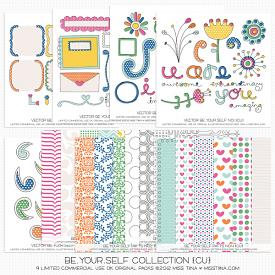 Bundle :: be.your.self collection (CU)