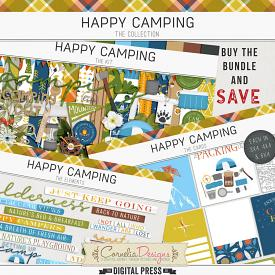 HAPPY CAMPING | COLLECTION