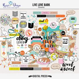 Live Love Bark | Elements