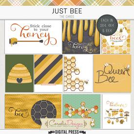 JUST BEE | POCKET CARDS