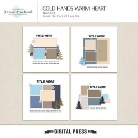 Cold hands warm heart - templates