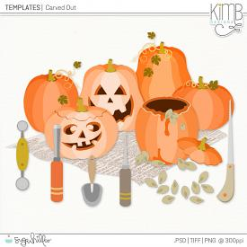 CU | Templates  :  Carved Out