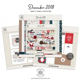 Make it Count: December 2018 | Collection