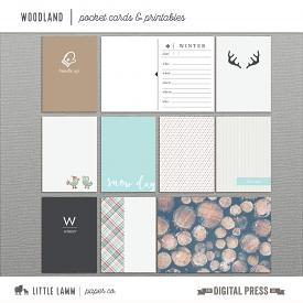 Woodland | Pocket Cards