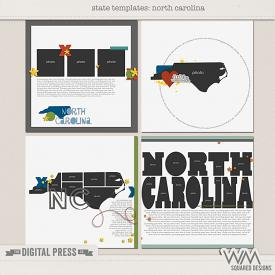 State Templates:  North Carolina