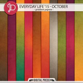 Everyday Life '15 - October | Gradient Papers