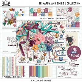 Be Happy And Smile | Collection