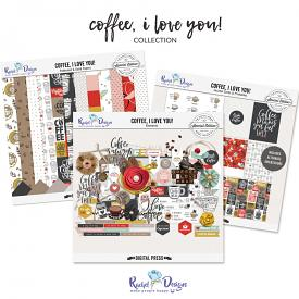 Coffee I Love You | Collection