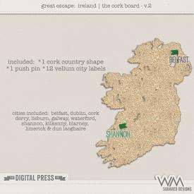 Great Escape:  Ireland V.2 | The Corkboard