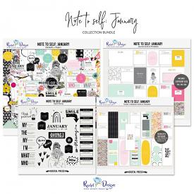 Note To Self January | Collection Bundle