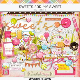 SWEETS FOR MY SWEET | ELEMENTS