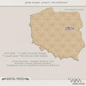 Great Escape:  Poland | The Corkboard