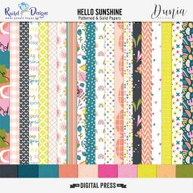 Hello Sunshine Collab | Papers