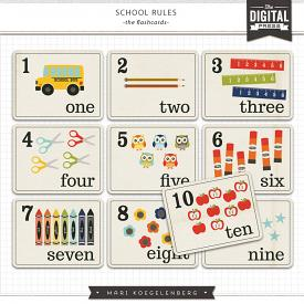 School Rules | The Flashcards